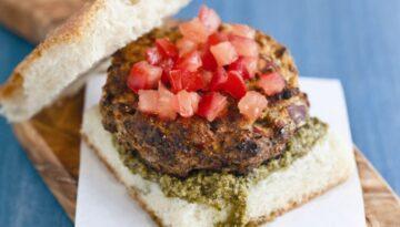 Italian Herb burgers_0