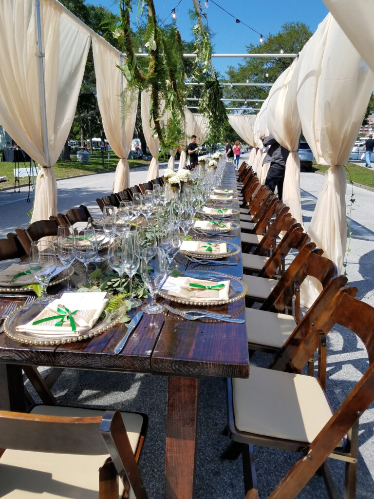 WUSF's The Longest Table 2018