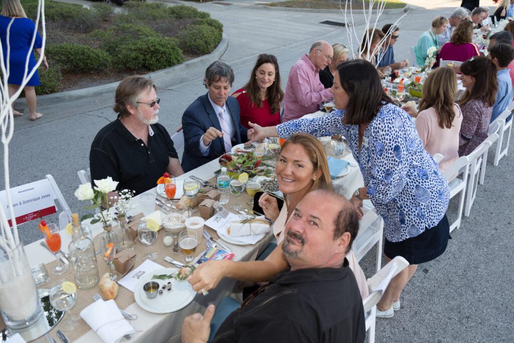 WUSF Longest Table 2018-4750