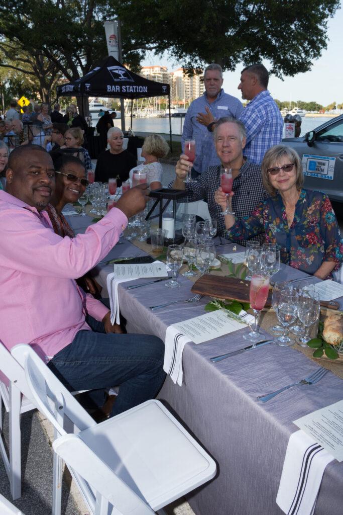WUSF Longest Table 2018-5086
