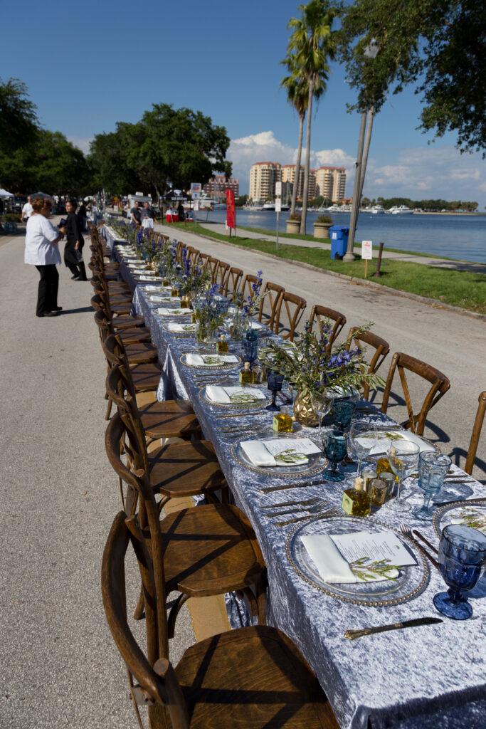WUSF Longest Table 2019-4796