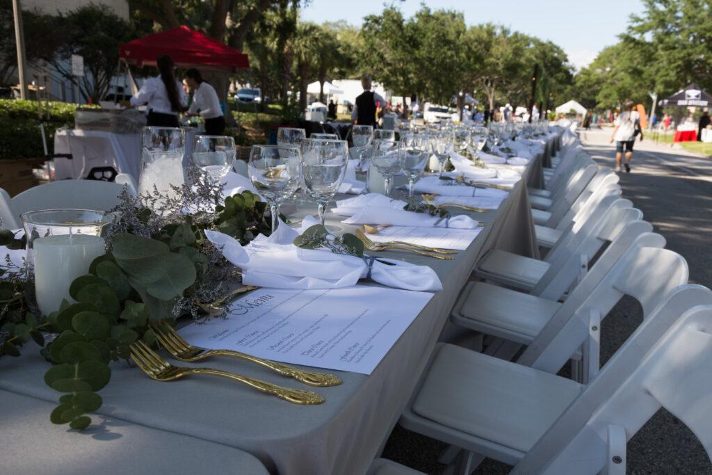 WUSF Longest Table 2019-4810