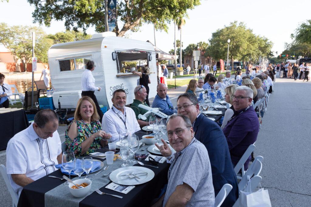 WUSF Longest Table 2019-4893